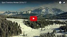 Video spot promozionale inverno 2016/2017