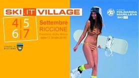 Ski Village Riccione 2015