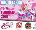 Evento straordinario WINX WINTER TOUR.