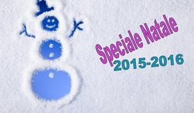 La scuola Sci e lo speciale Natale 2015-2016